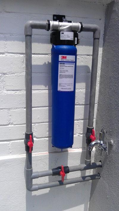เครื่องกรองน้ำใช้บ้าน