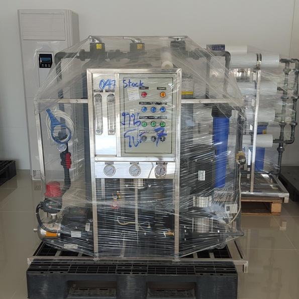 RO 3,000 LPD พร้อมถังกรองPre treatment